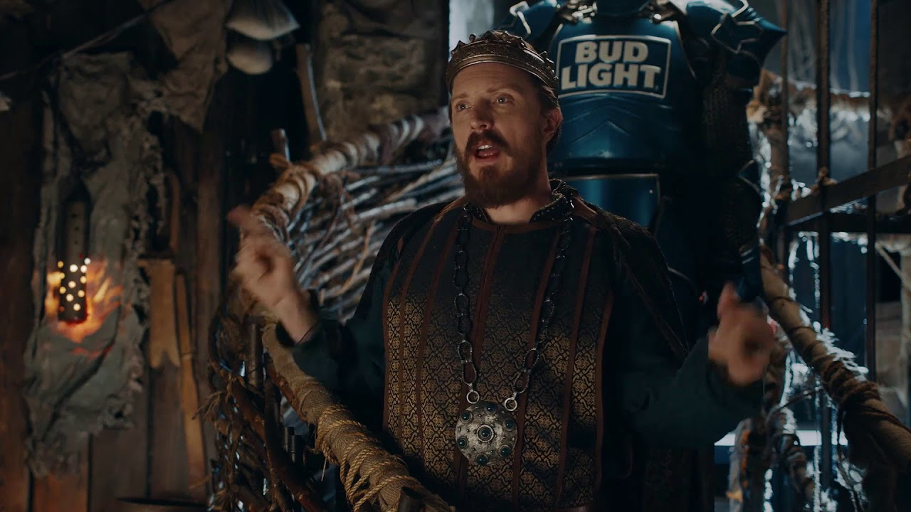 "Bud Light Are Back With Another Brill ""Dilly Dilly"" Ad"