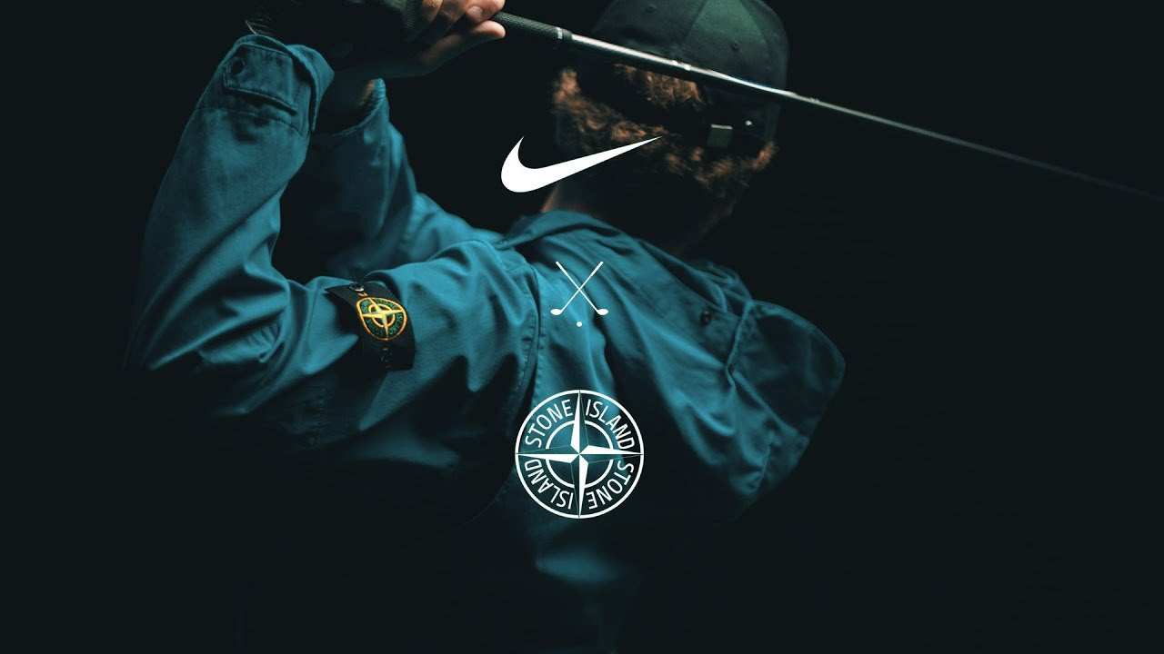 Stone Island & Nike Golf Create The Coolest Clothes On The Course