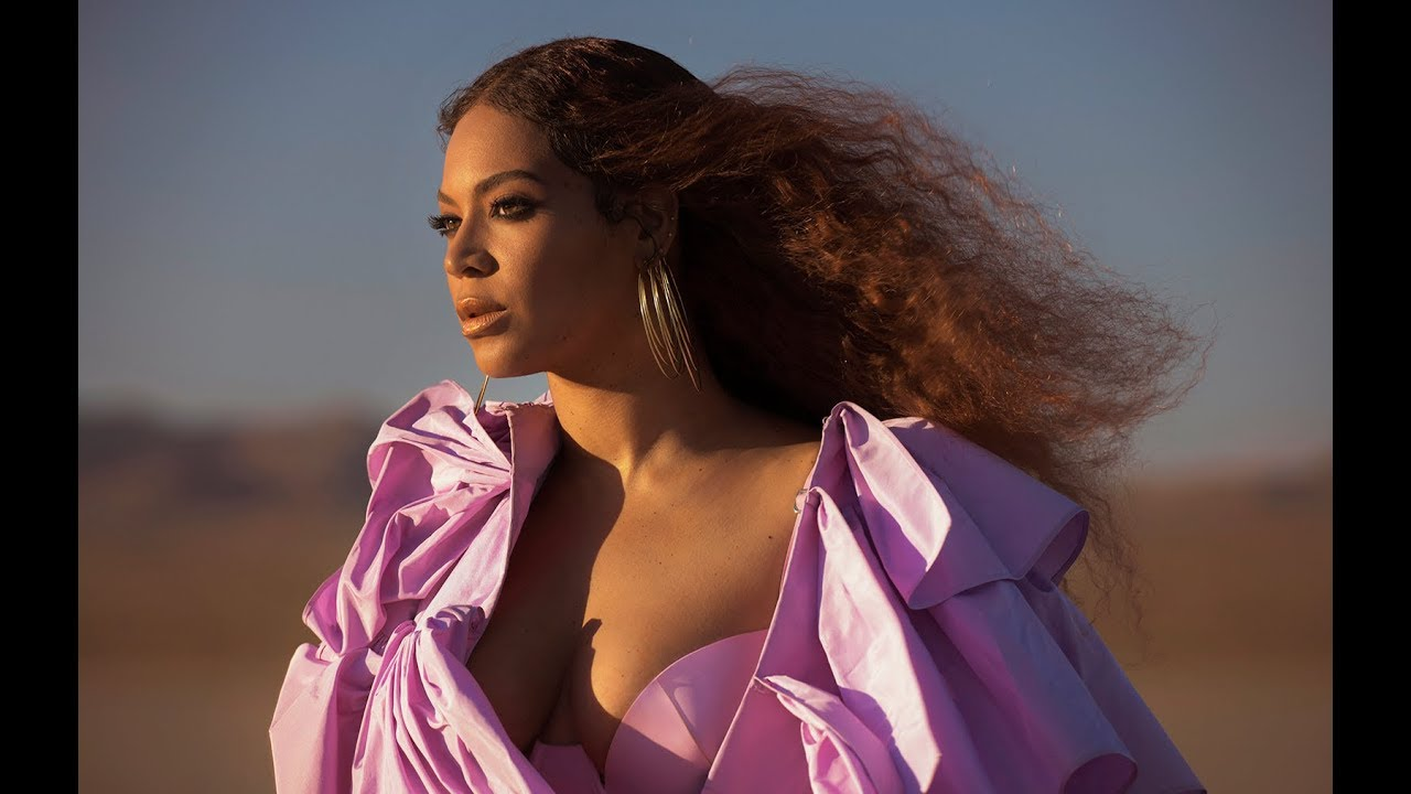 """Beyonce + Blue Ivy Star In Music Video For """"Spirit"""""""