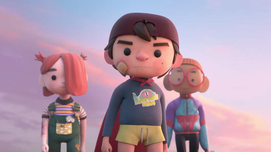 """Watch The Moving Animated Short Film """"The Stained Club"""""""
