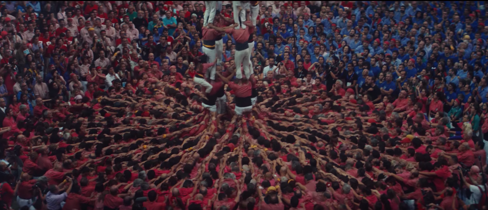 National Geographic Shows Us Catalan's Incredible Human Towers
