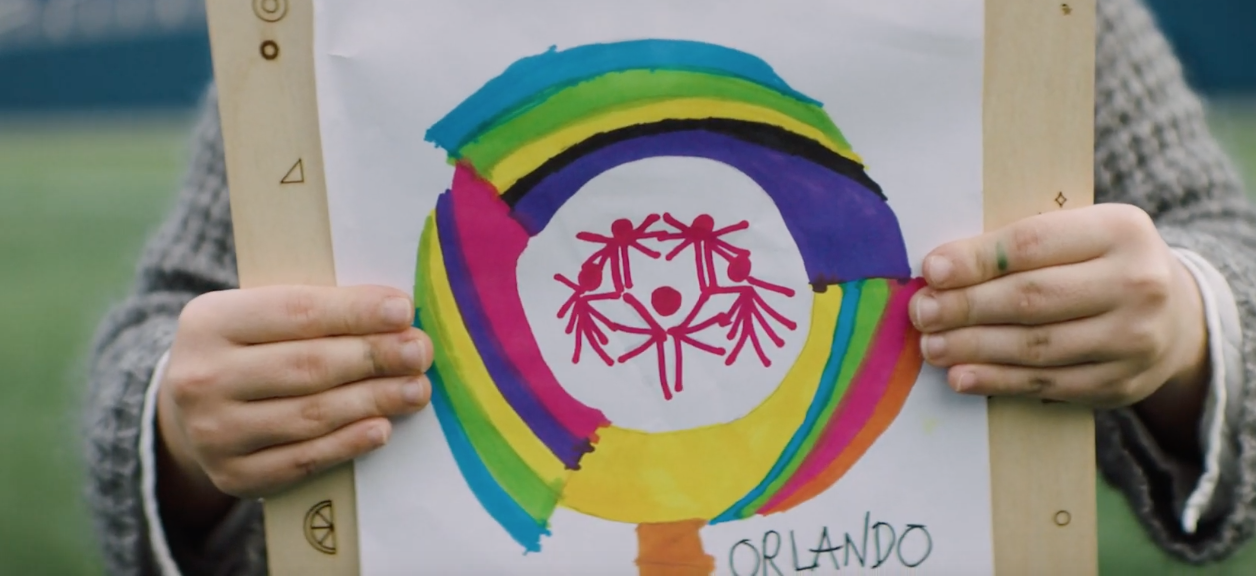 Why The 2022 Special Olympics Logo Is Like No Other