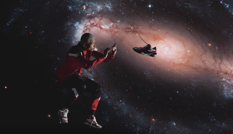 Puma Takes A Trip Into Space