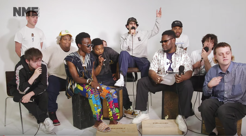 NME Plays Show And Tell With Brockhampton