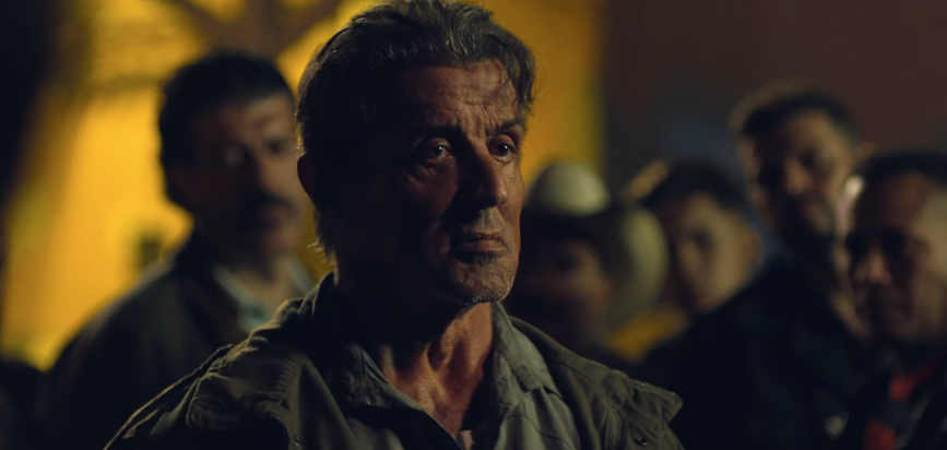 "Sylvester Stallone Returns In ""Rambo: Last Blood"""