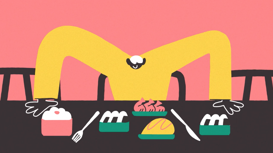 Watch This Animation About Lunch Breaks On Your Lunch Break
