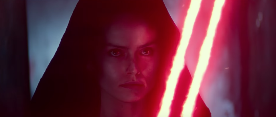Watch The Awesome New Trailer For Star Wars Episode 9