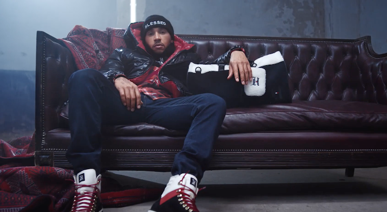 Lewis Hamilton Launches A Fashion Collab With Tommy Hilfiger