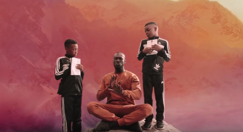 "Watch Stormzy's Brilliant Music Video For ""Sounds Of The Skeng"""