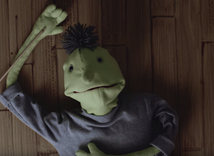 A Puppet Goes Through A Break Up In This Weird And Wonderful Music Video