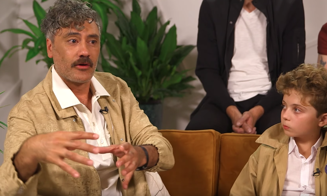 How Taika Waititi Convinced Hollywood To Make A Comedy About Hitler