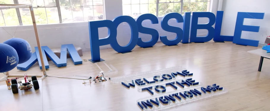 Qualcomm Creates An Epic Obstacle Course In This Great Ad