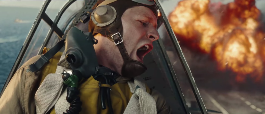 "Check Out The Awesome Trailer For The WW2 Movie ""Midway"""