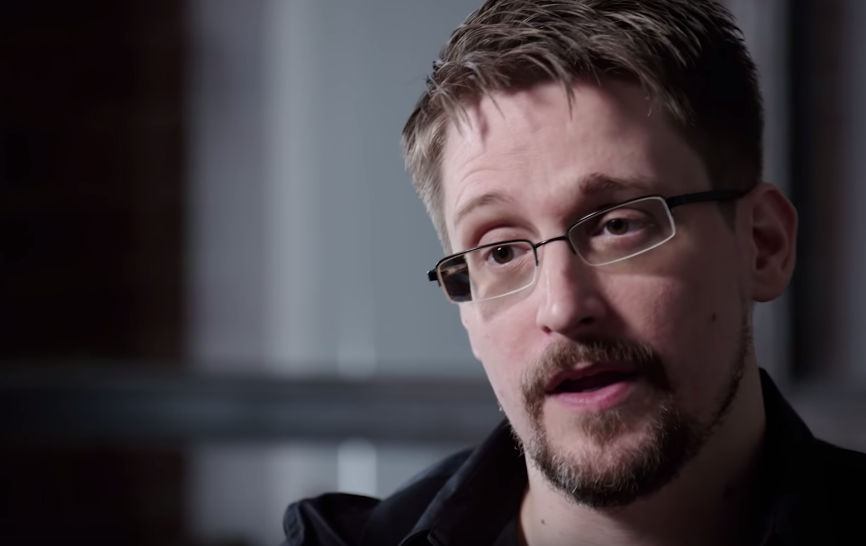 The Guardian Speaks To Whistleblower Edward Snowden