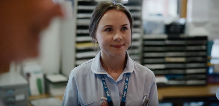 Powerful Commercial Celebrates NHS Nurses
