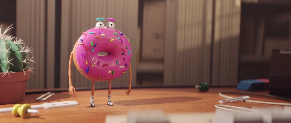 This Trippy Animated Film Brings Junk Food To Life