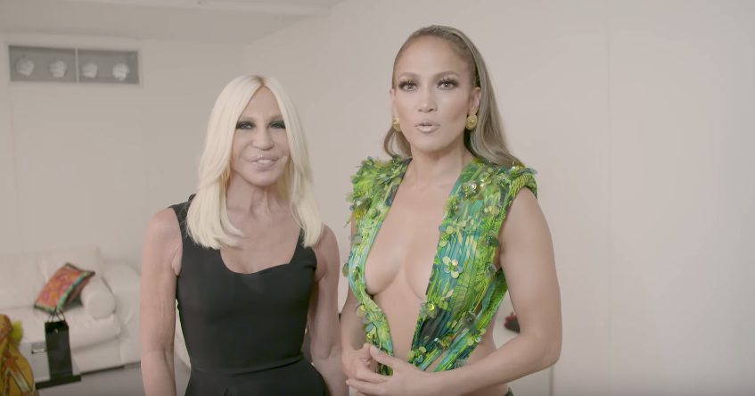 """Jennifer Lopez Speaks To Vogue About """"The Dress"""" That Invented Google Images"""