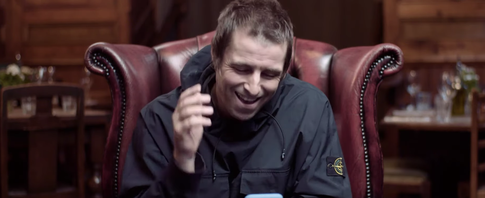 Liam Gallagher Explains His Weirdest Tweets In This Funny Vid From Twitter
