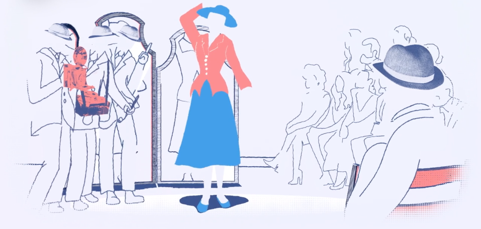 CNN Motion Tells Us The History Of Fashion Shows In This Animation