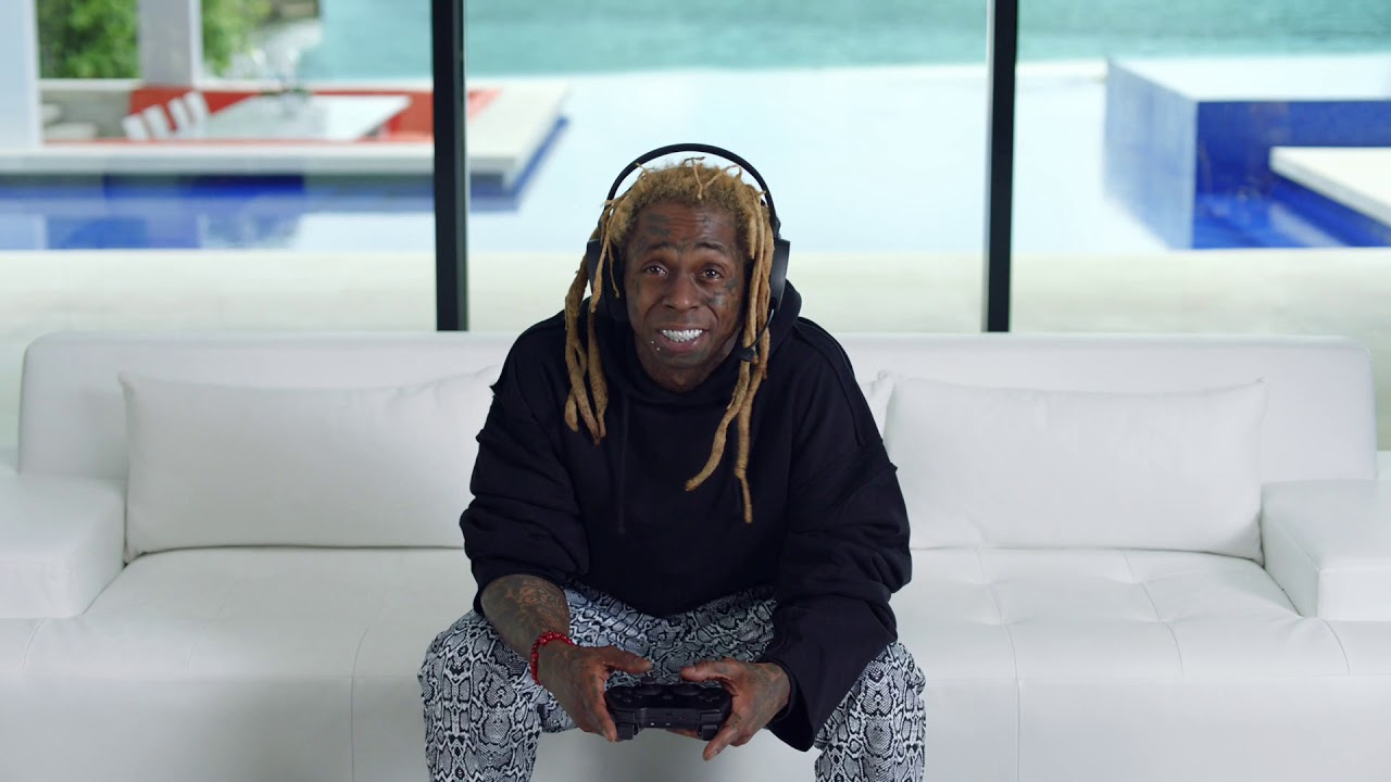 Lil' Wayne Plays Ghost Recon For Real In This Hilarious Ad