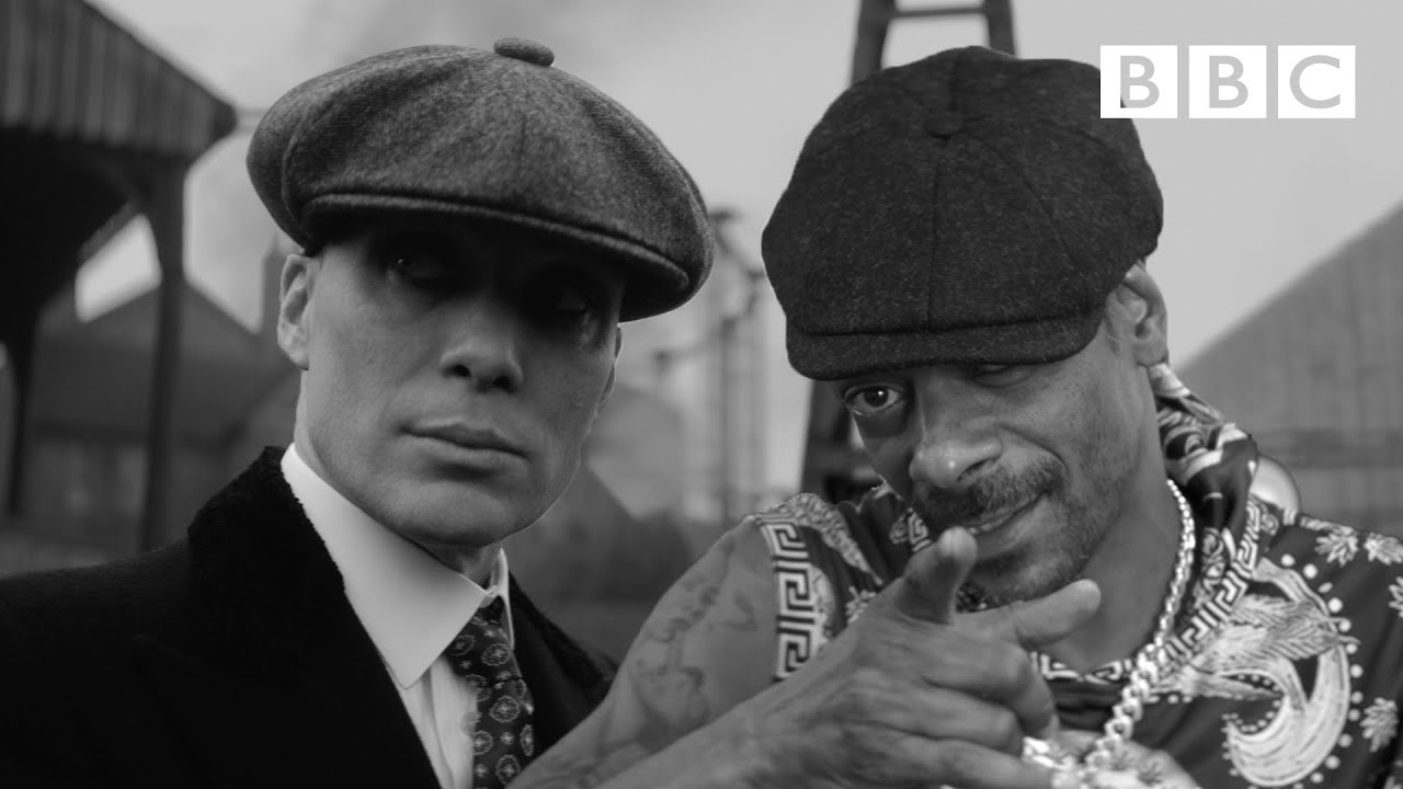Snoop Dogg Remixes The Peaky Blinders Theme Song
