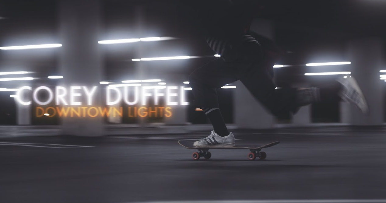 A Skater Explores An Empty City At Night In This Short Film