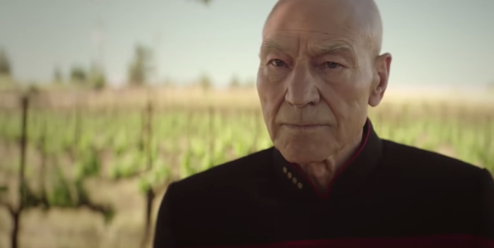 Amazon Released This Trailer For The Rebooted Series, Star Trek: Picard