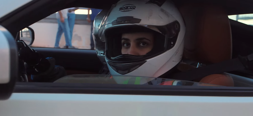 HBO's New Doc Meets The First Female Drivers In Saudi Arabia