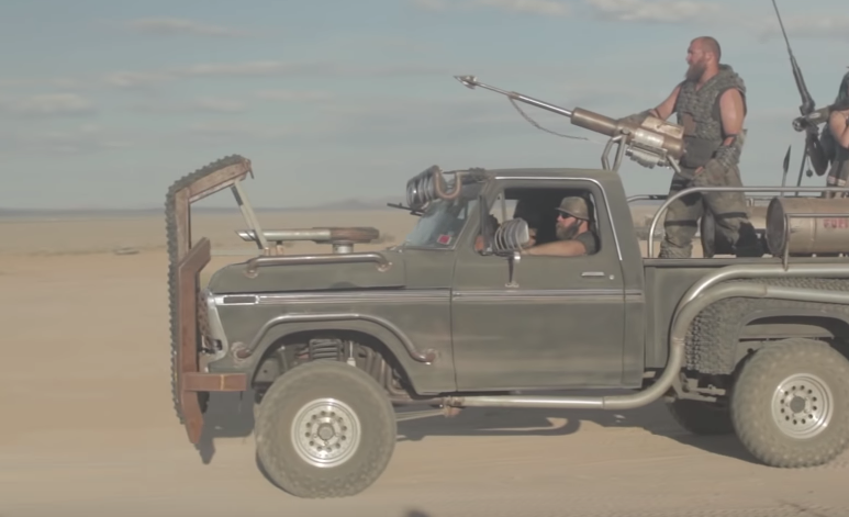 """Vice Travels To A """"Mad Max"""" Car Show"""