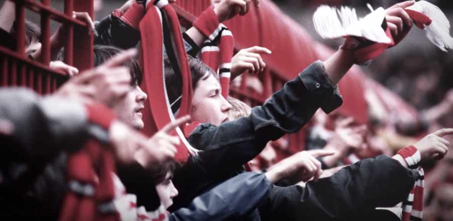 """Us And Them"" Doc Looks At The Rivalry Between Manchester United & Liverpool"