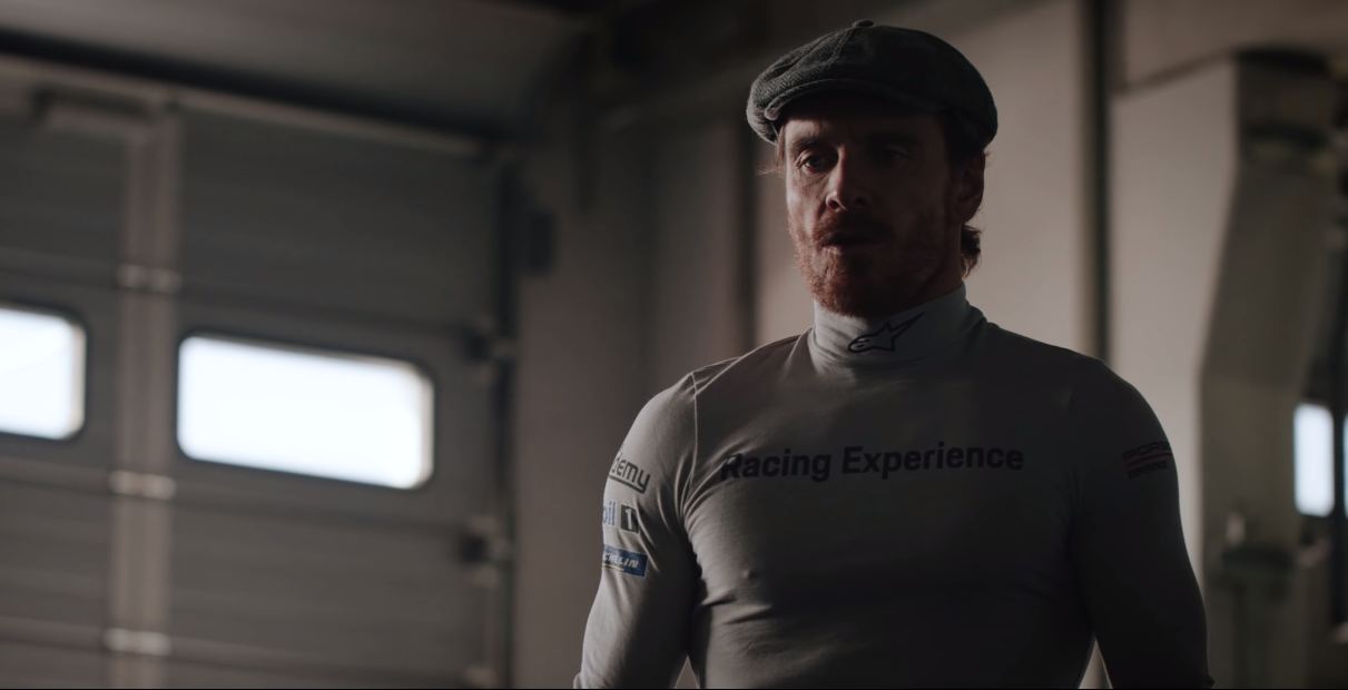 Michael Fassbender Goes For A Race Around The Nürburgring With Porsche
