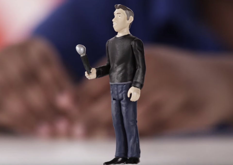 Comedian Seth Meyers Makes A Fake Toy Advert Ahead Of His Stand-Up Special