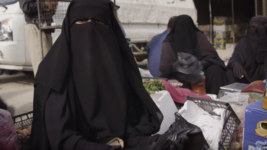 New York Times Speaks To ISIS Brides In A Syrian Refugee Camp In This Doc