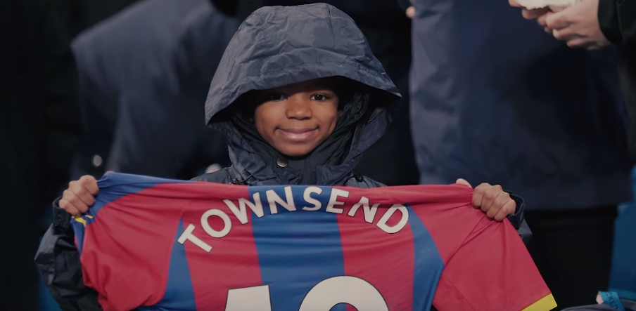 Meet Crystal Palace's Biggest (And Youngest) Fan