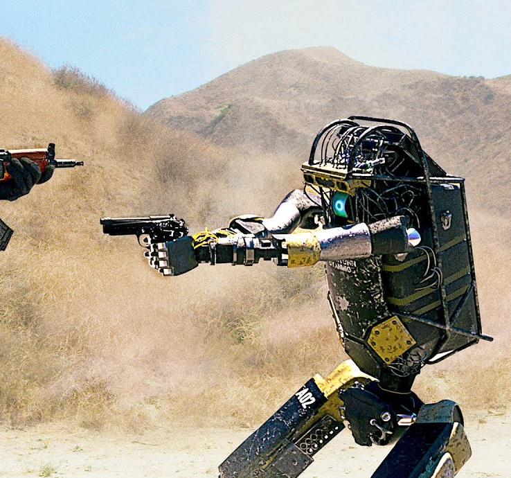 Boston Dynamics' Robot Rise Up In This Terrifying Video