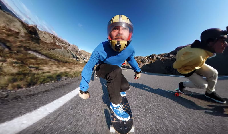 Watch The Epic Launch Promo For The New GoPro: Max 360 Camera