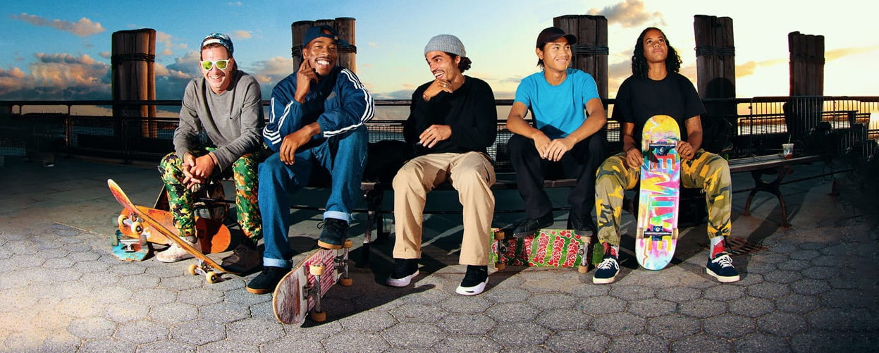 Canon Tells Us How Cameras Changed Skateboarding Forever