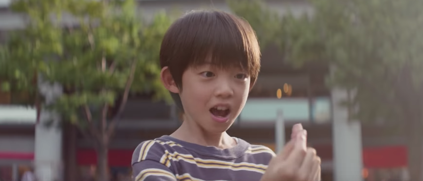 A Little Boy Gets Superpowers In This Cool Ad From Toyota