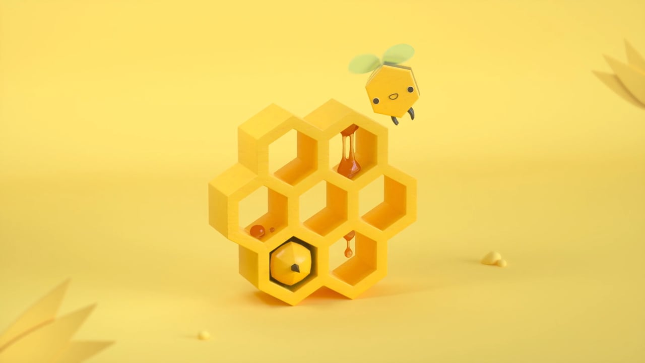 This Cute Animation Looks At The Life Of Bees