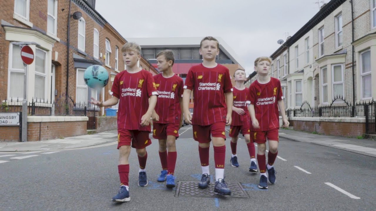 5 Footy Mad Kids Relive The Night Liverpool Won The Champions League
