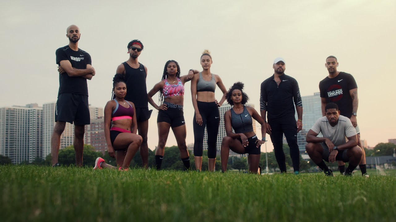 Nike Meets The Running Group That's Fighting Racist Perceptions In Chicago