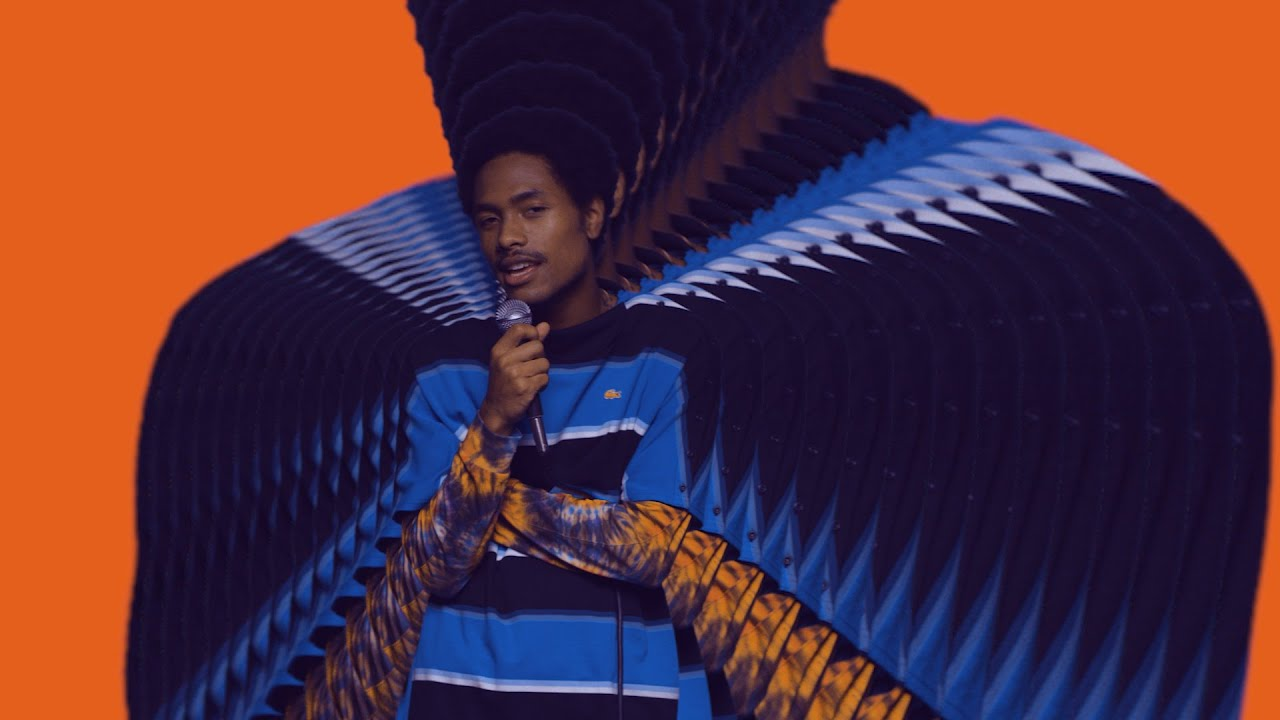 "Steve Lacy Released This 70s Inspired Music Vid For ""Playground"""