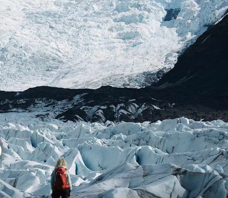 National Geographic Take You On A 360° Tour Of Iceland's Glaciers