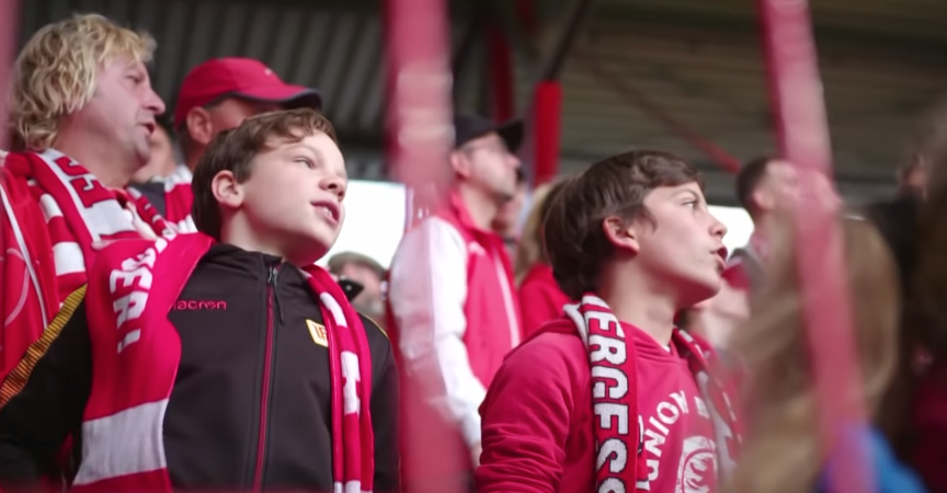 BBC Sport Follows FC Union Berlin's Amazing Underdog Story In New Doc