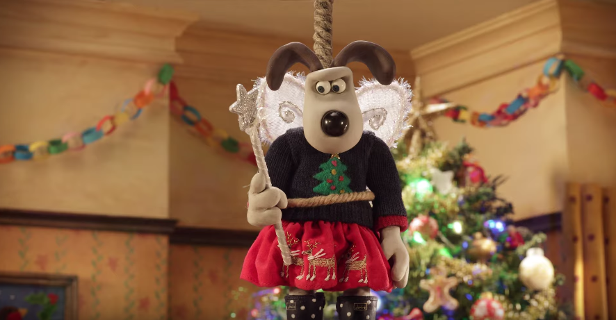 Wallace and Gromit Star In This Cute Ad For Joules