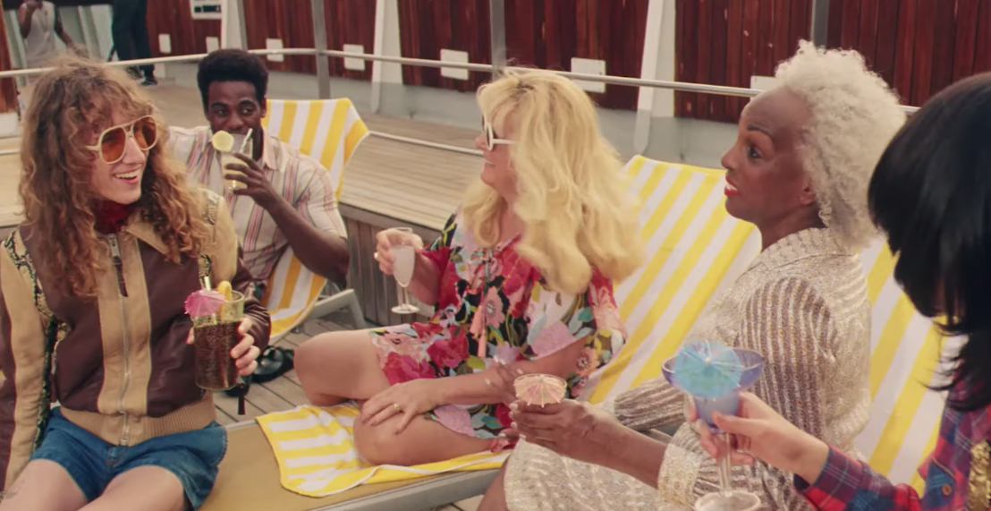 Gucci Goes On A Sunny Winter Break In This Short Fashion Film