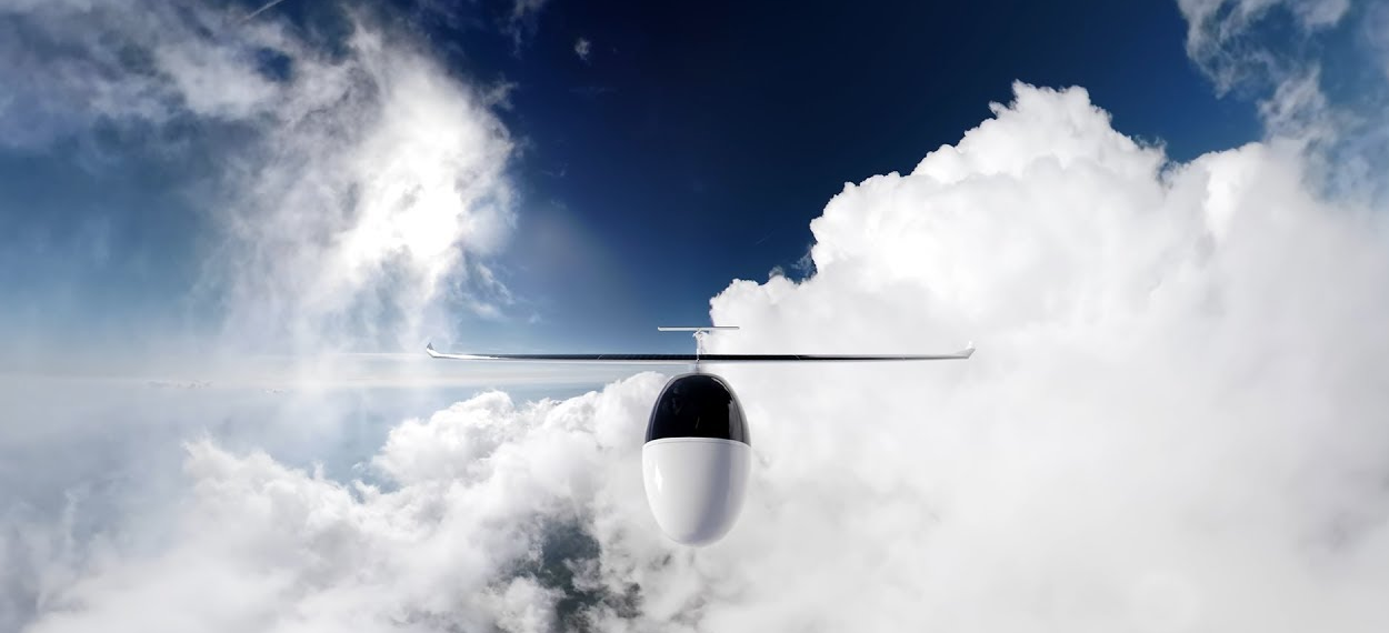 GoPro Captured This Amazing Footage Of A Solar Plane In Flight