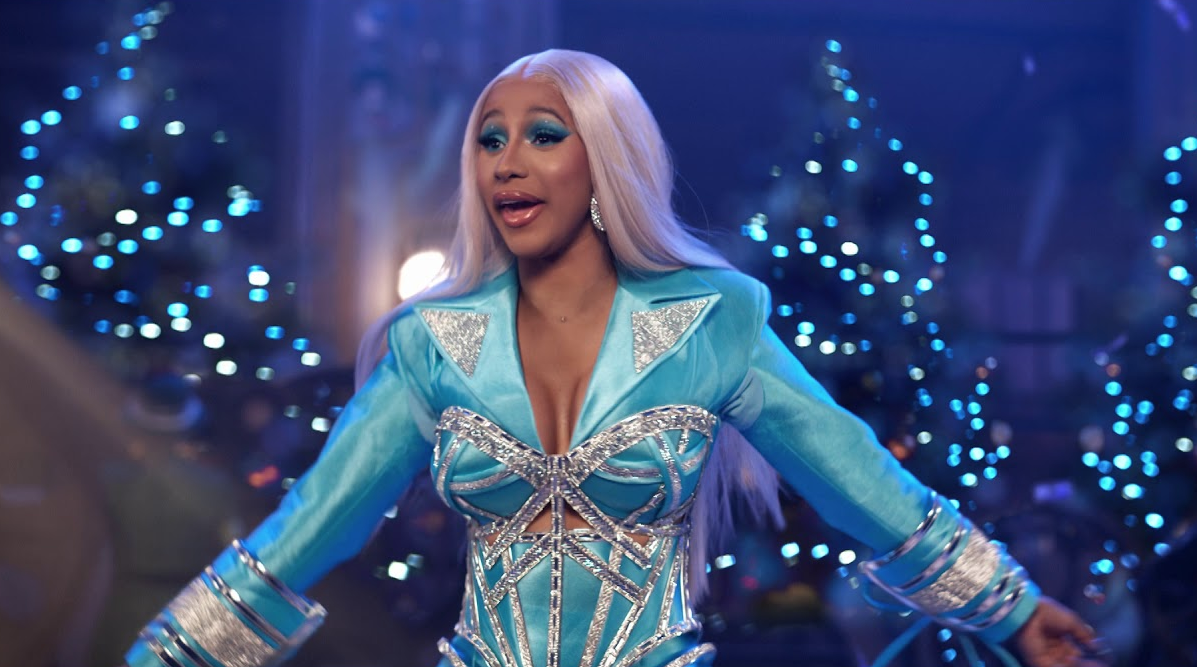 Pepsi Released This Alternative Christmas Advert Starring Cardi B