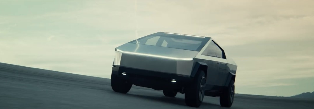 """Tesla Released This Cool Promo For Their """"Cybertruck"""" Car"""