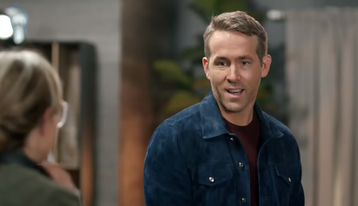 Ryan Reynolds Stars In An Ad, Within An Ad, Within An Ad